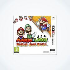 MARIO & LUIGI PAPER JAM BROS sur Nintendo 3DS / Neuf / Sous Blister / Version FR