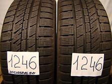 2 x Winterreifen Bridgestone Blizzak LM-30  205/55 R16, 91T,M+S,6,5mm.