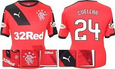 PUMA Rangers Memorabilia Football Shirts (Scottish Clubs)