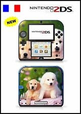 DOG - Vinyl Skin Sticker for Nintendo 2DS - réf 60