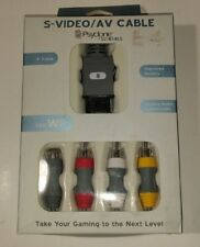 Psyclone S-Video / AV Cable For For Wii - 8'
