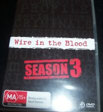 Wire In The Blood Season 3 (Australia Region 4) DVD – New
