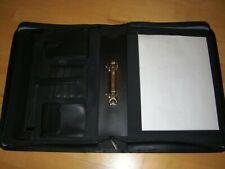 Farbe Dokumentenmappe B3 Aktentasche mit Griff schwarz