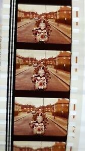Quadrophenia AA Pack 001 - 1 STRIP OF 5 35MM FILM CELL