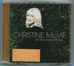 CHRISTINE McVIE (FLEETWOOD MAC) * IN THE MEANTIME * 2004 * CD * LIKE NEW