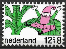 NEDERLAND; KINDERBEDANKKAART 1968 (SCHOLENKAART!!)