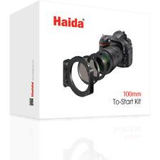 Haida 100 PRO 100mm To-Start Filter Kit Incl Holder, Adapter Rings, C-PL HD3731