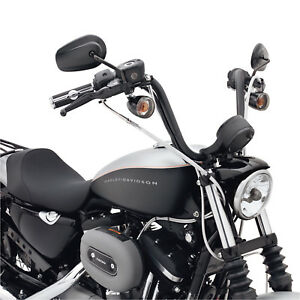 Genuine Harley-Davidson Mini Ape Motorcycle1 inch Handlebars Black 56075-07