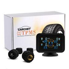 CARCHET Car TPMS Tyre Intelligent Pressure Monitoring System + 4 External Sensor