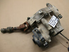 Yamaha Kodiak YFM 450 2005 front differential with actuator