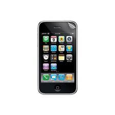 LOT 3 FILMS DE PROTECTION iPHONE 3 3G 3GS TRANSPARENT CLEAR ANTI RAYURES