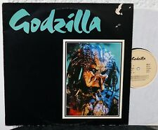 Godzilla-Same Metal Enterprise Lp 1989