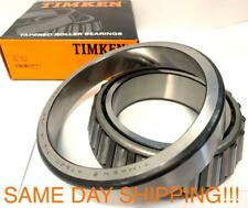 NEW Timken SET 411 Rear Inner Bearing Set 47686/47620 /SAME DAY SHIPPING !!!