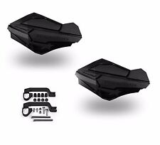 PowerMadd SENTINEL Handguard Guards KIT Black/Black Yamaha YFZ450 YFZ 34410