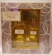Coty VANILLA MUSK Cologne Spray Gift Set 1.7 and .5  Fl. oz