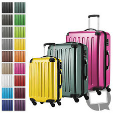 Alex Hauptstadtkoffer Set of 3 Hardside Luggages Trolley Suitcase