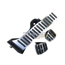 Original Audi Stainless Steel Pedal Caps Pedal Set Pedal Audi A3 S3 8P and TT 8J