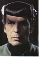 Star Trek Tos Mister Spock 4 x 6 Glossy Postcard 1993 #5 New Unused