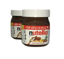 2 PACK Nutella/Hazelnut Spread/With Cocoa/Chocolate/Gluten Free/Kosher 2x13 oz