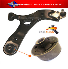 FOR TOYOTA AURIS 2007> FRONT SUSPENSION LOWER CONTROL WISHBONE ARM REAR BUSH X1
