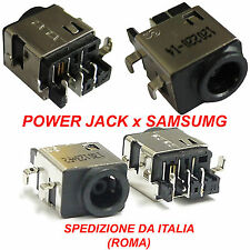 DC POWER JACK SAMSUNG NP RV510 RV511 RV515 RF710 RV411 RV420 RC512 R510 R530
