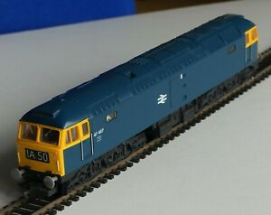 Lima 205218 Class 47 47487 in BR Blue Livery, Excellent, Boxed