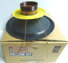 """Eighteen Sound / 18 Sound  -10"""" Re-Cone Kit - R 10M600."""