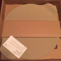 Pampered Chef Large Pizza Stone New In Box 15 Inches Opened To Photograph