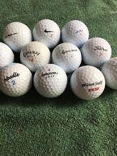 24- Callaway Titleist, Taylormade, Others ( Assorted ) Golf Balls