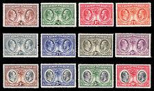 Multiple George V (1910-1936) Caymanian Stamps