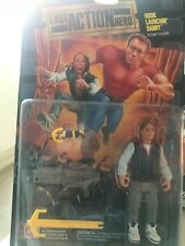 last action hero figure -Hook Launchin Danny (stunt figure) Mattel