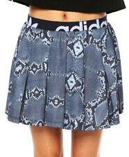 adidas Originals Women's Mini Skirt LA Snakeskin Print AB2622 UK6, 8,10,12,14,16