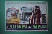 N7 FOTOBUSTA MILAN NAPLES TALBOT CAMPANINI NOVA TARANTO SORRENTO 2