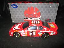 Action/ Mac Tools 1/24 Bw Bank Ricky Craven #50 Budweiser 1998 Chevrolet Mc