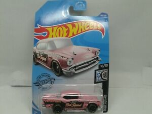 2021 Hot Wheels '57 Chevy' Rod Squad Pink 180/250