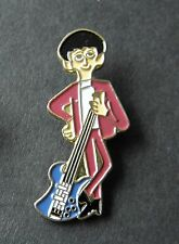 THE BEATLES GEORGE HARRISON BRITISH THE BEAT 60s LAPEL PIN BADGE 1.25 INCHES