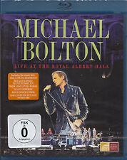 Michael Bolton Live at the Royal Albert Hall | BLU-RAY NUOVO