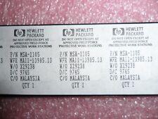 MSA-1105       HP Avago MMIC Bipolar Amplifier 80MA  05-SMD        (1 Per Lot)