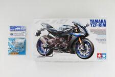 Tamiya 14133 1/12 Scale Model Sport Bike Motorcycle Kit Yamaha Yzf-r1m