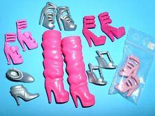 Barbie Zubehör,Barbie Fashionistas Schuhe