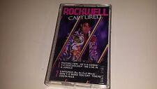 ROCKWELL - CAPTURED - MOTOWN 6122 -  CASSETTE POP