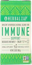 Immune Support Instantly Dissolving Herbal Supplement by Herbal ZAP!, 25 packet