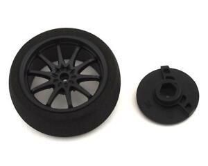 Spektrum RC Replacement Small Wheel (Black) (DX5C, 5R Pro, 6R) [SPM9062]