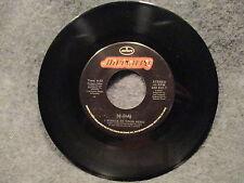 "45 RPM 7"" Record Def Leppard I Wanna Be Your Hero & Animal 1987 Mercury 888 8327"