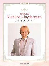The Best of Richard Clayderman Piano Solo / Piano Duet Sheet Music Book