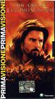 Tom Cruise - L'ULTIMO SAMURAI - VHS
