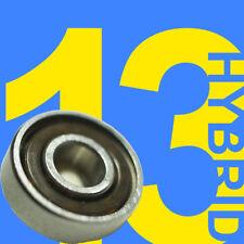 INLINE SKATE  BEARINGS ABEC 13* CERAMIC - Set of 16