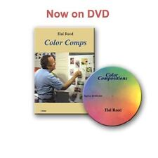 Watercolor Oil Painting DVD Color Comps Hal Reed CC0910