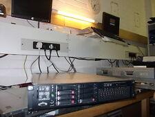 HP Proliant DL385 G6 Server 2x QUAD CORE Opteron 4x146gb 10K SAS VMWARE ESXI 6