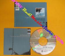 CD KLICHE Sky Blue 1996 Sweden MEMENTO MATERIA MEMO 018 no lp mc dvd (CS13)